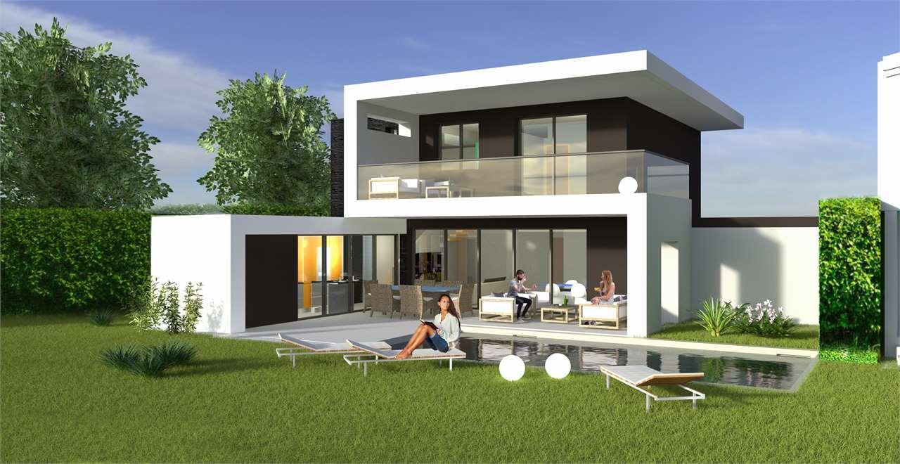 Quartiere residenziale Eurosia-Villa indipendente